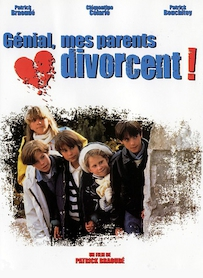 Affiche du film Génial, mes parents divorcent !