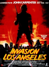Affiche du film INVASION LOS ANGELES