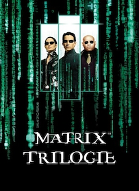 Affiche du film PACK TRILOGIE MATRIX