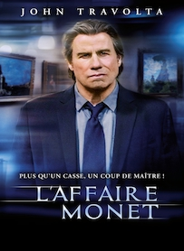 Affiche du film L affaire Monet