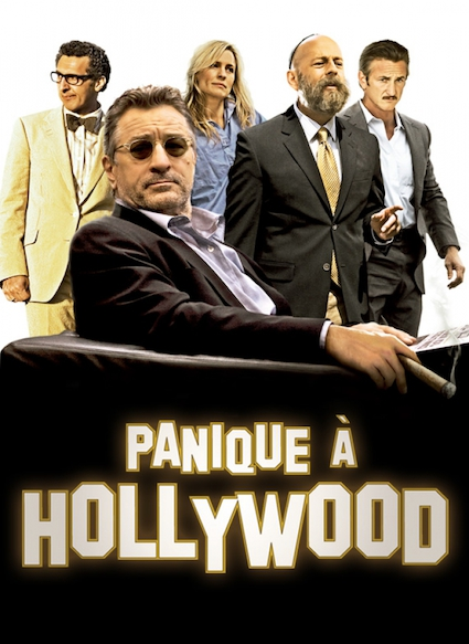 Affiche du film PANIQUE A HOLLYWOOD