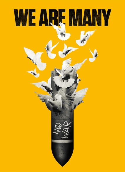 Affiche du film WE ARE MANY