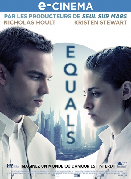 Affiche du film EQUALS