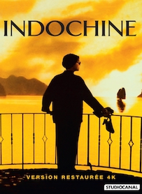 Affiche du film Indochine (VERSION RESTAURÉE)