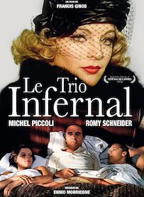 Affiche du film LE TRIO INFERNAL