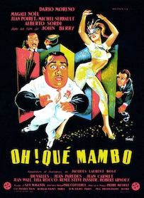 Affiche du film OH ! QUE MAMBO
