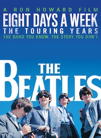 Affiche du film The Beatles : Eight Days a Week - The Touring Years