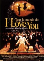 TOUT LE MONDE DIT I LOVE YOU (EVERYBODY SAYS I LOVE YOU) DE WOODY ALLEN (1997).