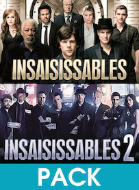 Affiche du film PACK INSAISISSABLES