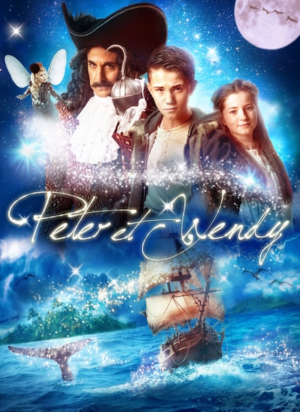 Affiche du film PETER & WENDY