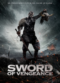 Affiche du film SWORD OF VENGEANCE