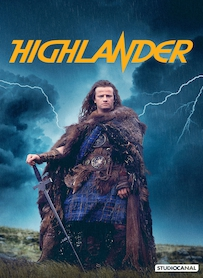 Affiche du film HIGHLANDER (VERSION RESTAURÉE)