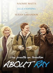 Affiche du film ABOUT RAY
