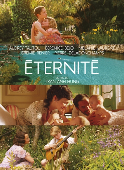 Affiche du film ETERNITÉ