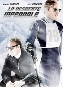 Affiche du film La descente infernale