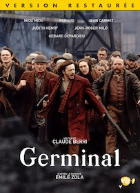 Affiche du film GERMINAL (VERSION RESTAURÉE)