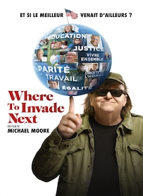 Affiche du film WHERE TO INVADE NEXT