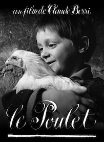 Affiche du film LE POULET (VERSION RESTAURÉE)