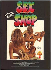 Affiche du film Sex-Shop