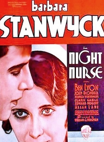 Affiche du film NIGHT NURSE