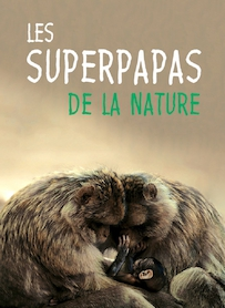 Affiche du film LES SUPER PAPAS DE LA NATURE