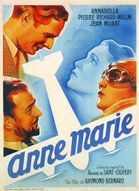 Affiche du film Anne-Marie (VERSION RESTAURÉE)