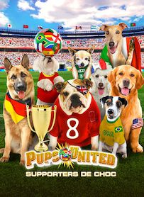 Affiche du film Pups United : supporters de choc