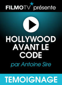 Affiche du film HOLLYWOOD AVANT LE CODE