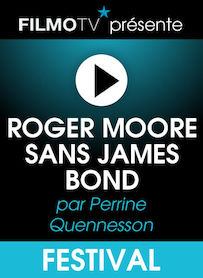 Affiche du film ROGER MOORE SANS JAMES BOND