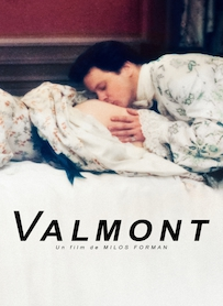 Affiche du film Valmont (VERSION RESTAURÉE)