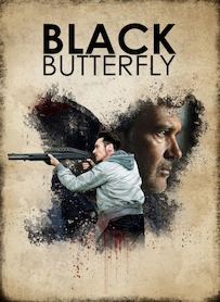 Affiche du film BLACK BUTTERFLY