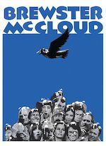 BREWSTER MCCLOUD (1970) DE ROBERT ALTMAN