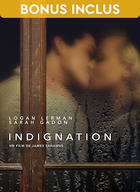 Affiche du film INDIGNATION