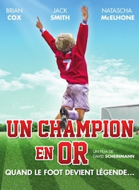 Affiche du film UN CHAMPION EN OR