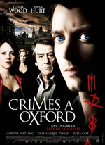 THE OXFORD MURDERS DE ALEX DE LA IGLESIA (2008)
