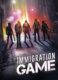 Affiche du film IMMIGRATION GAME