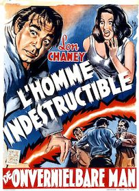 Affiche du film L indestructible