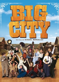 Affiche du film BIG CITY