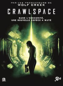 Affiche du film Crawlspace