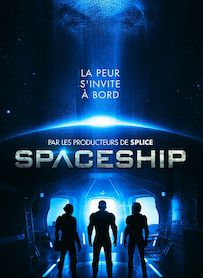 Affiche du film SPACESHIP