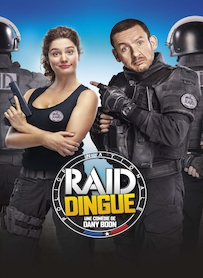 Affiche du film RAID DINGUE