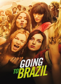 Affiche du film GOING TO BRAZIL