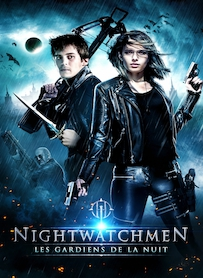 Affiche du film THE NIGHT WATCHMEN