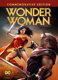 Affiche du film WONDER WOMAN : ÉDITION COMMEMORATIVE