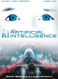 Affiche du film A.I., INTELLIGENCE ARTIFICIELLE