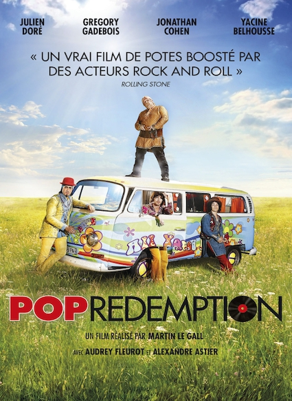 Affiche du film POP REDEMPTION