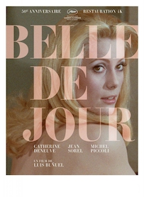 Affiche du film BELLE DE JOUR (VERSION RESTAURÉE)