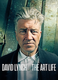 Affiche du film DAVID LYNCH : THE ART LIFE