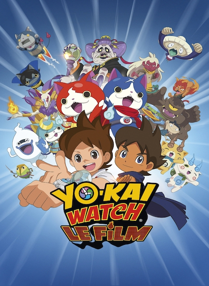 Affiche du film YO-KAI WATCH, LE FILM