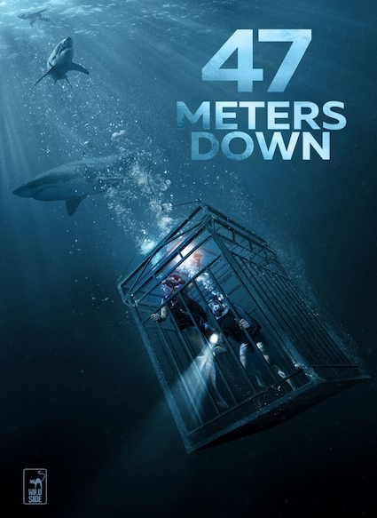 Affiche du film 47 METERS DOWN
